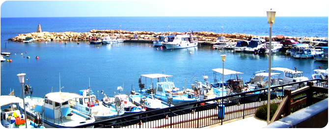 Pernera Cyprus Harbour